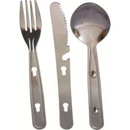 Spisesæt – kniv, gaffel, ske