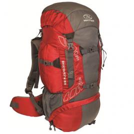 Discovery – 65 liter – Rød