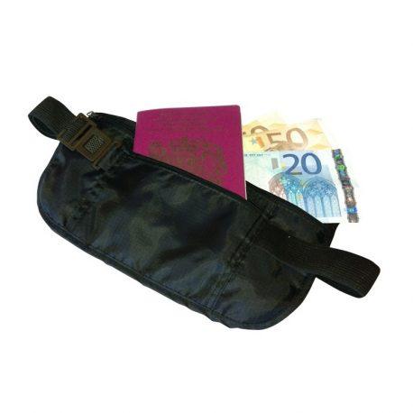 Pengebælte til at holde dine værdigenstande sikre