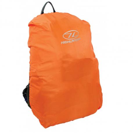 Regnslaget passer til rygsække mellem 50 og 80 liter.