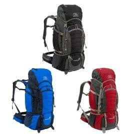 Expedition 65 liters rygsæk fra Highlander