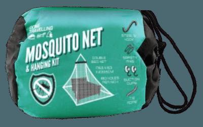 Myggenet med hængekit