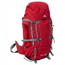 Trek rygsæk – 66 liter – Rød