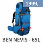 Ben Nevis 65 liter - Blå