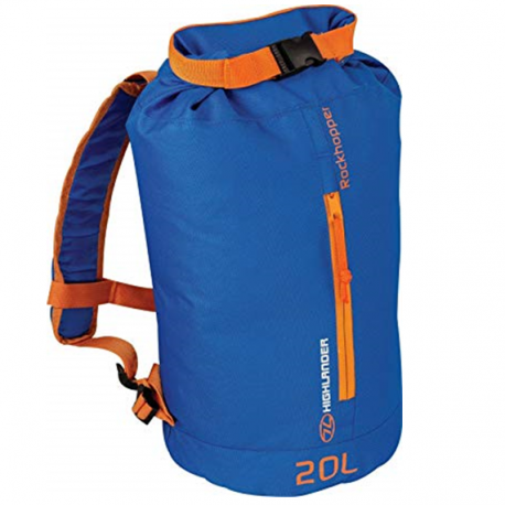Rockhopper 20 liter drybag rygsæk fra Highlander.