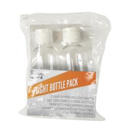 Rejseflasker – 2-pak