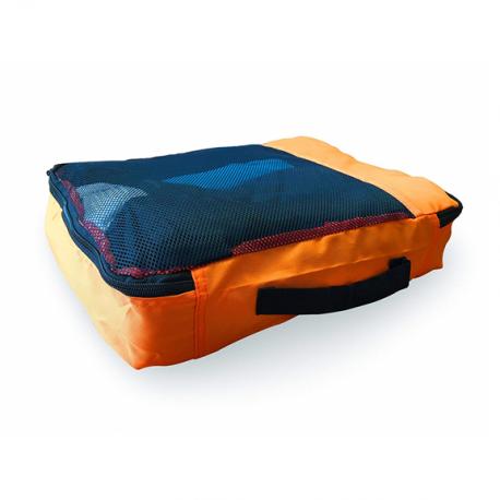 Tøjepose, der kan hjælpe til bedre inddeling af din rygsæk
