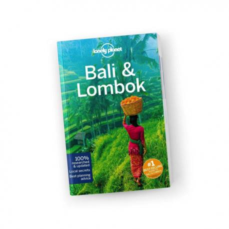 Bali & Lombok, Lonely Planet (16. udgave, juli 2017)