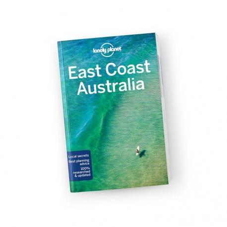 East Coast Australia, Lonely Planet (6th ed. Nov. 17)