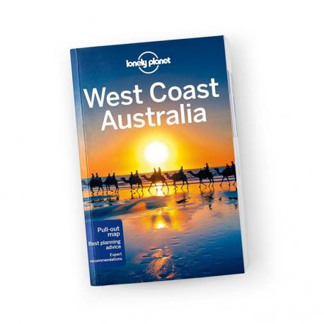 West Coast Australia, Lonely Planet (9th ed. Nov. 17)