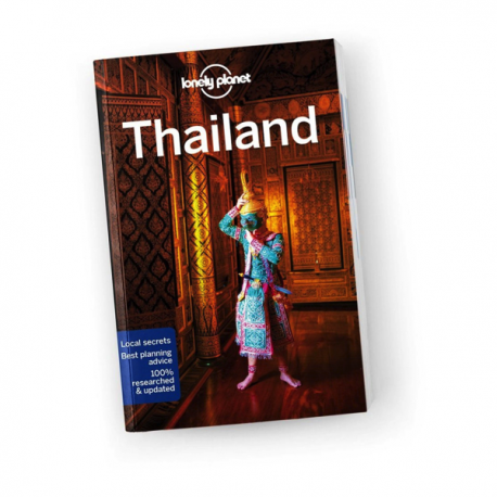 Thailand, Lonely Planet (17. udgave, juli 2018)