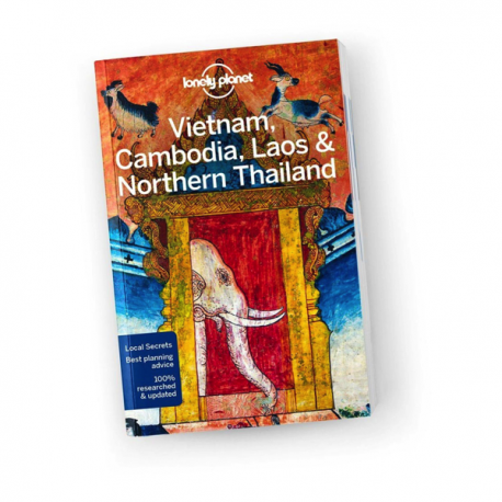 Vietnam, Cambodia, Laos & Northern Thailand, Lonely Planet (5th ed. Aug. 17)