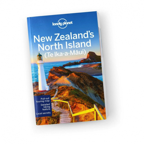 New Zealand's North Island – 5. udgave, september 2018
