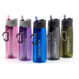 Lifestraw GO 2-stage vandflaske med vandfilter