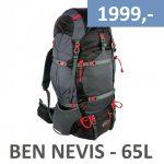 Ben Nevis 65 liter - Sort
