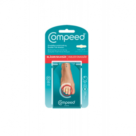 Compeed vabelplaster i str. small