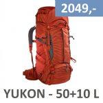 Yukon 50+10 liter