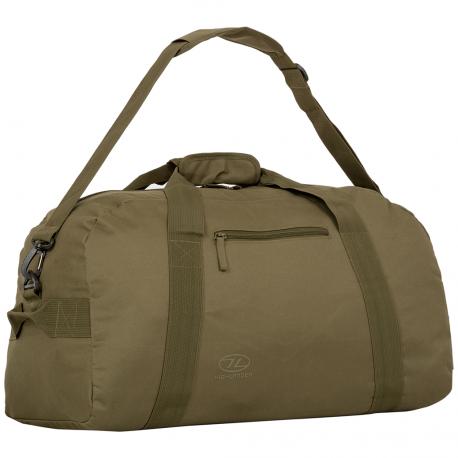Cargo duffelbag - 65 liter - Grøn