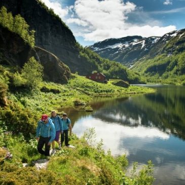 Inspiration til vandreture og trekking