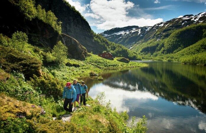Vandring i Norge