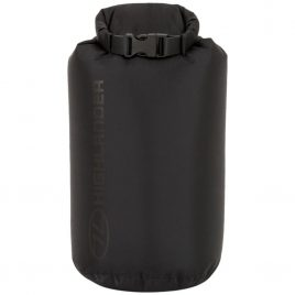 Drybag 4 liter - sort
