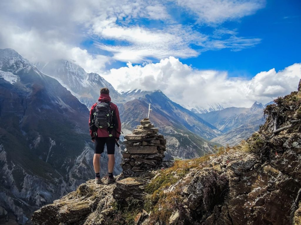 Trekking i Nepal