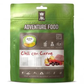 Frysetørret mad - Chili con carne fra Adventure Food