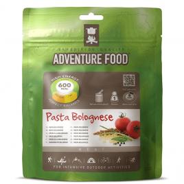Frysetørret mad - Pasta Bolognese fra Adventure Food