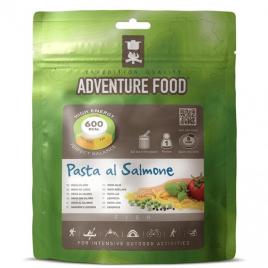 Frysetørret mad - Pasta Salmone Laks fra Adventure Food