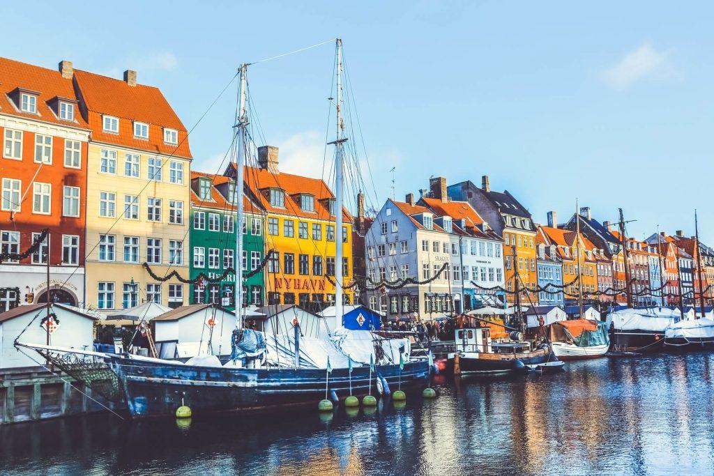 Ferie i Danmark - Storbytur i København