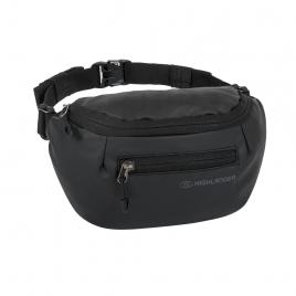 Targa bæltetaske i sort fra Highlander