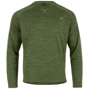 Crew neck sweater - Baselayer fra Highlander