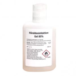 Håndsprit - 150 ml gel - 85%