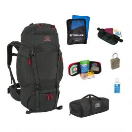 Light-pakke til backpacking - Rambler 66 liters rygsæk