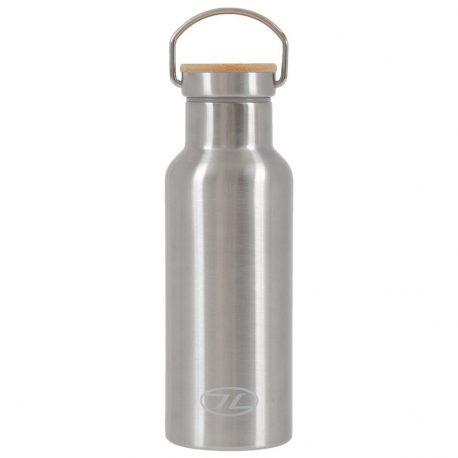 Drikkeflaske stål