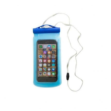 Vandtæt holder til smartphone