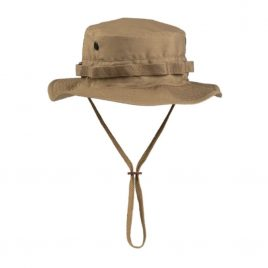 Bøllehat - US Coyote GI Boonie Hat - Sand