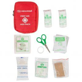 Førstehjælpssæt - Midi - Kompakt