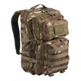 Rygsæk – US Assault Pack Large – 36L – Multiterræn sløring