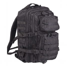 Militær rygsæk - Backpack US Assault - Large - Sort