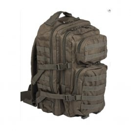 Militær rygsæk - OD Backpack US Assault - Large