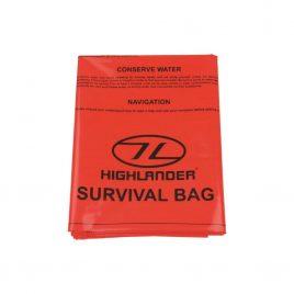 Overlevelses Bivi Bag - To personer - Nødshelter