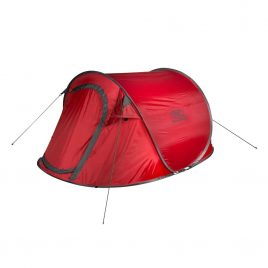 Pop-up telt - 3 personer