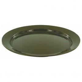 Tallerken - 24 cm - Grøn