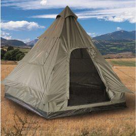 Telt - Pyramide-telt i Tipi - 4 personer