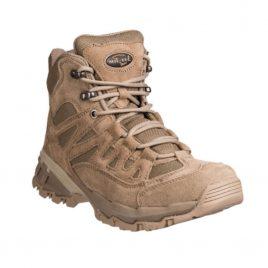 Vandrestøvler - Mil-Tec Squad Boot - Sand