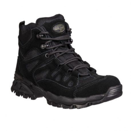 Vandrestøvler - Mil-Tec Squad Boot - Sort
