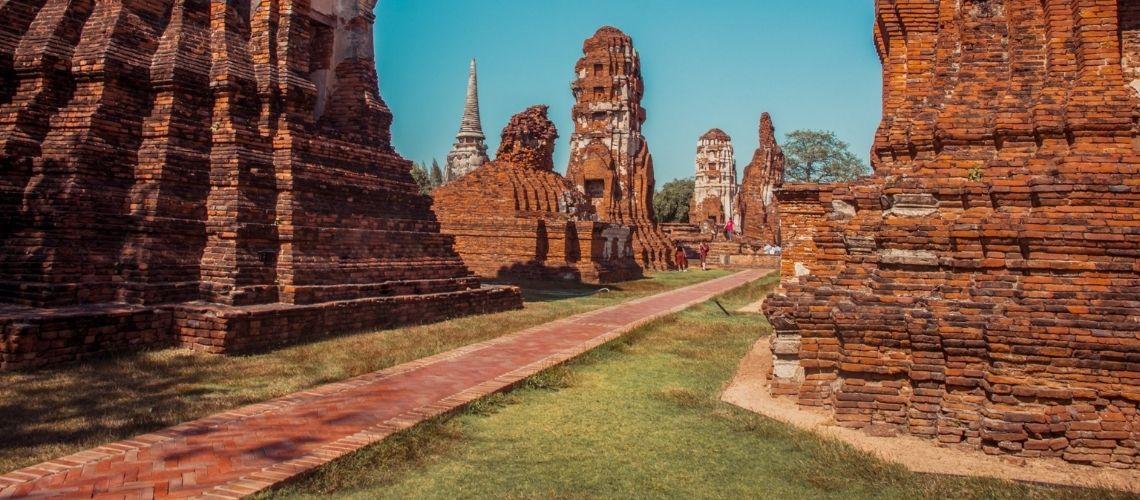 Ayutthaya Historical Park – en seværdighed i Thailand
