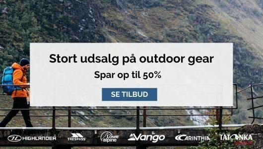 Efterårskampagne outdoor og rejse - mobil