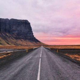 Rejse og roadtrip Island